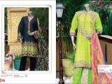 Junaid Jamshed Eid Dresses.