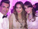 Actress Bipasha Basu Marriage pictures
