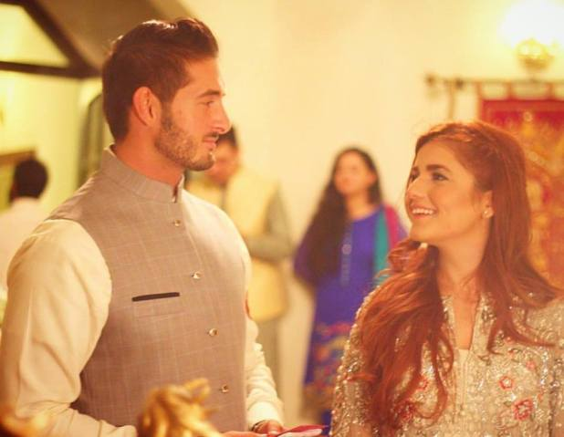 momina engagement ceremony images