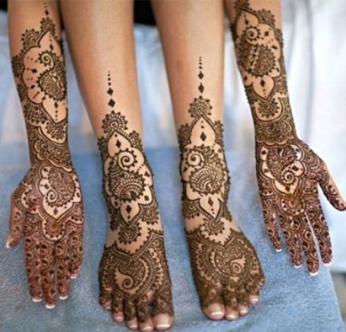 latest mehndi design 2017 18 awam pk