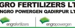 Engro Fertilizers Ltd & Engro Powergen Qadirpur Ltd Jobs