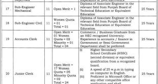 Jobs in Parks & Horticulture Authority, Multan