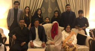 imran khan 3rd marriage photo