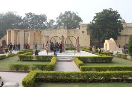 Jaipur's beautiful observatory