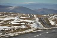 A beautiful empty road, Turkey 2014.