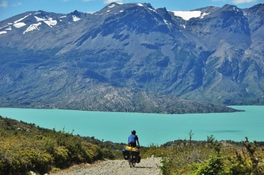 The lakes in Patagonia were simply stunning, 2015.