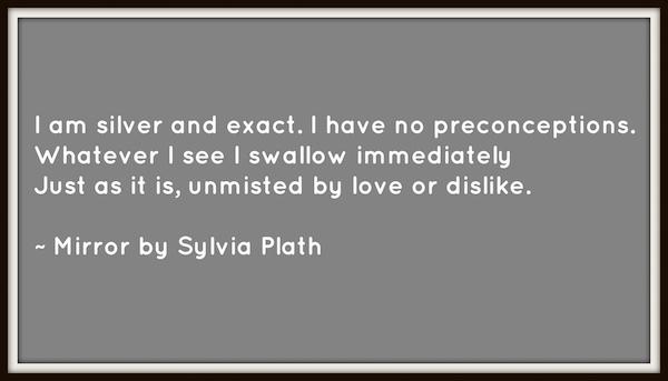 SylviaPlathMirror2