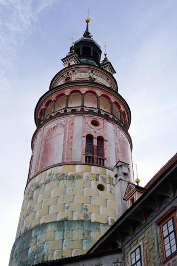 Gothic Tower, Prague Castle
