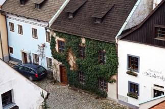 A House in Český Krumlov
