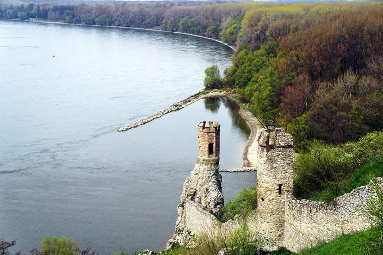 Devin Castle & the Danube, Bratislava