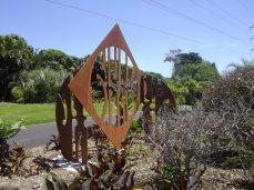 botanic gardens more sculptures