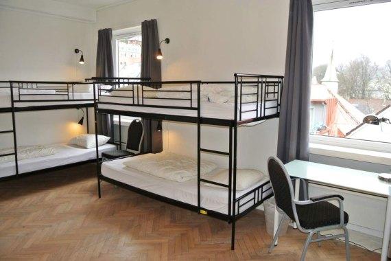 Marken Guesthouse: Pretty Hostel of Bergen