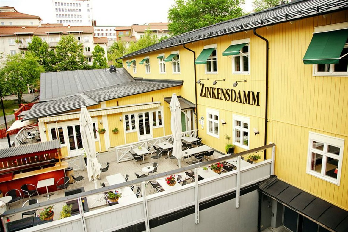 STF Zinkensdamm: Stockholm's Perfect Stay Option