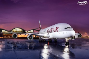 Qatar Airways Review: An Outstanding Experience In The Sky