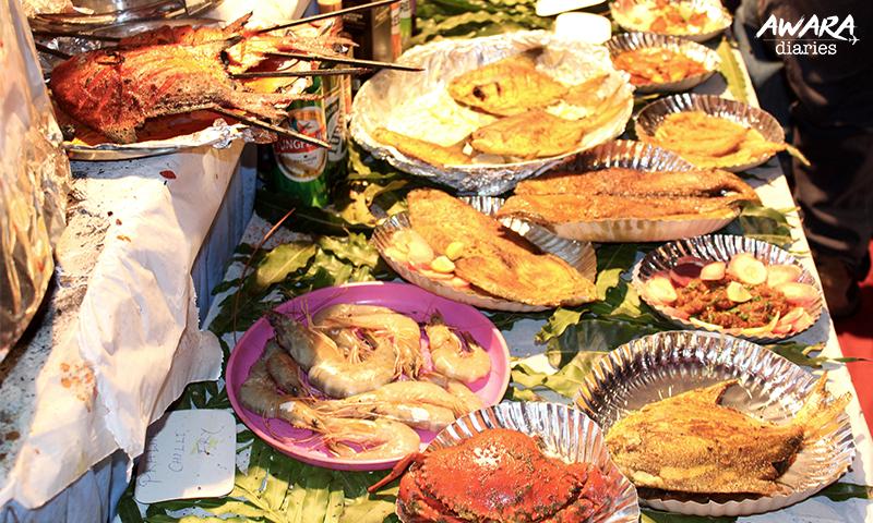Versova Seafood Festival