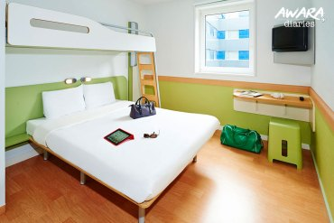 Need Something Near Zurich Airport? ibis Budget Hotel is here