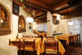 Pizzeria Mercato: Interlaken West's Perfect Dining Option