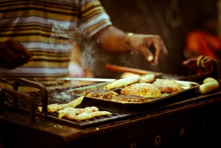 Goan street food