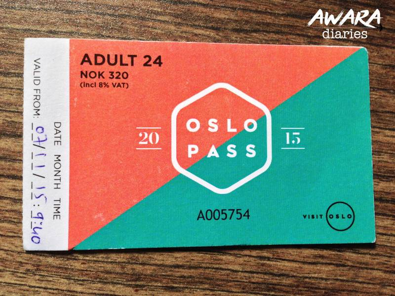 Oslo Pass 24 hours