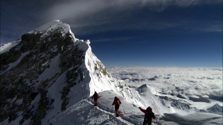 The Most Extreme Point From Sea Level - Mount Everest