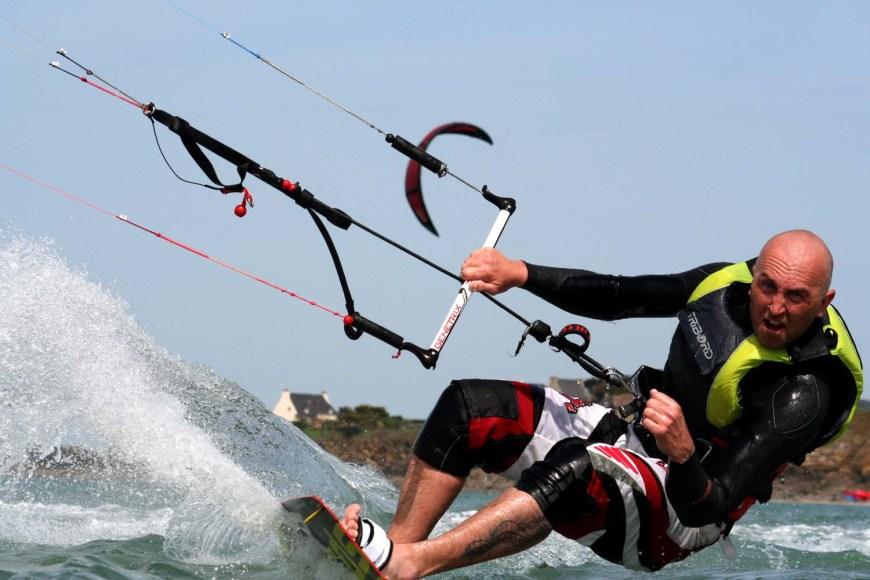 Kite Surfing on Bintan Islands!