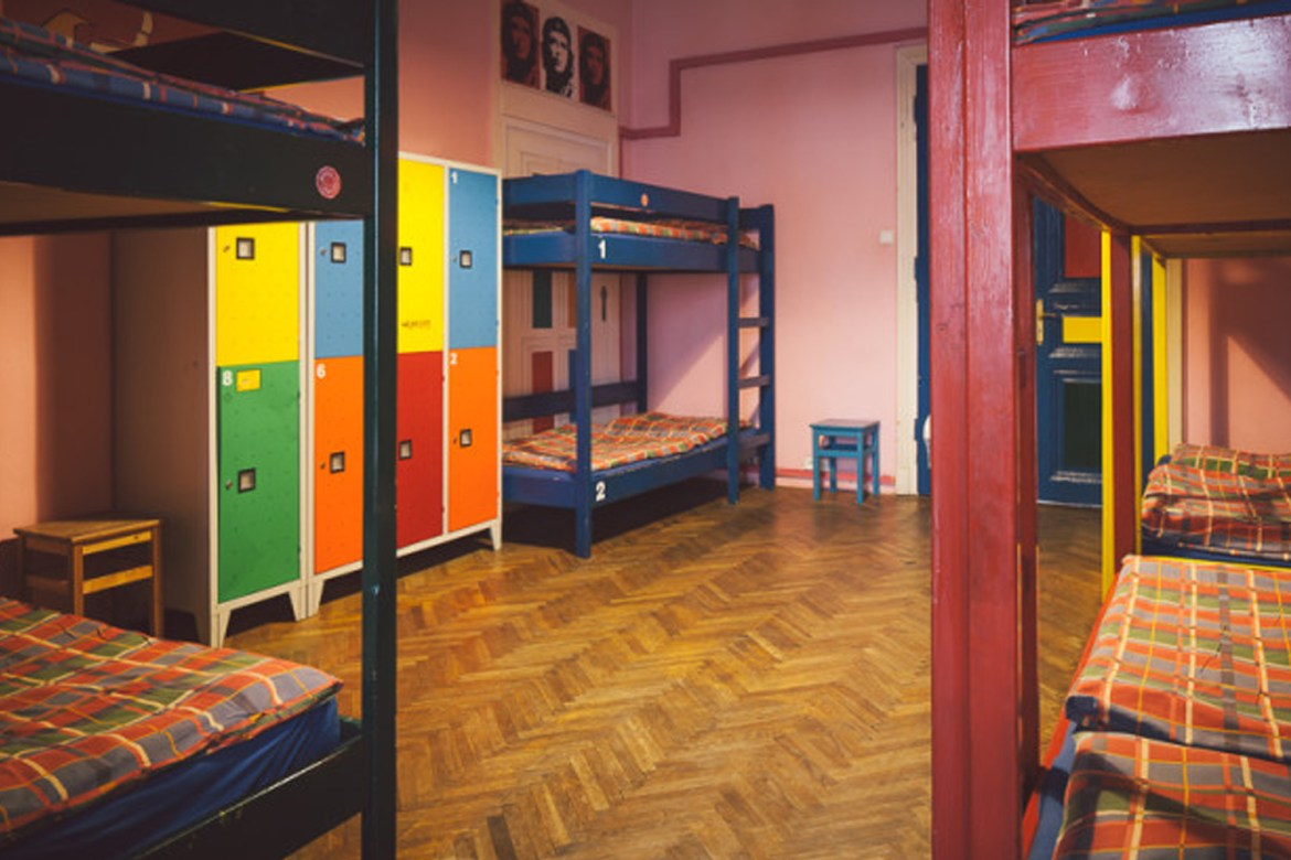 Hostel Downtown Backpacker's: Humble Hostel of Bratislava