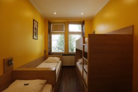 Do Step Inn: Vienna's Nice & Inexpensive Hostel