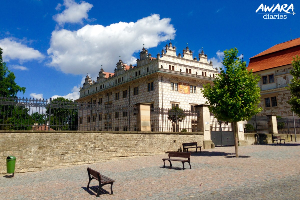 Litomyšl Castle