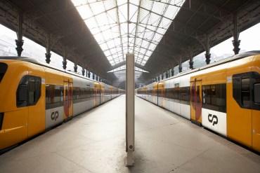 Comboios de Portugal: Comfort Level MAX