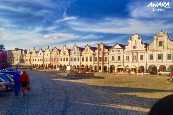 Explore Telc In 1 Day – The Complete Guide