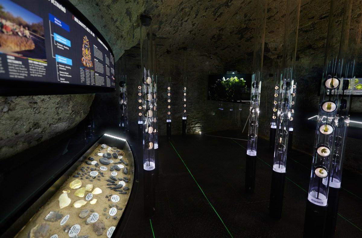 Moldavite Museum