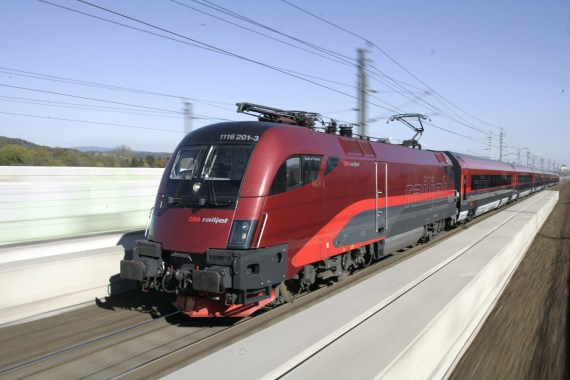 OBB: Luxurious Railway System of Austria (And Europe)