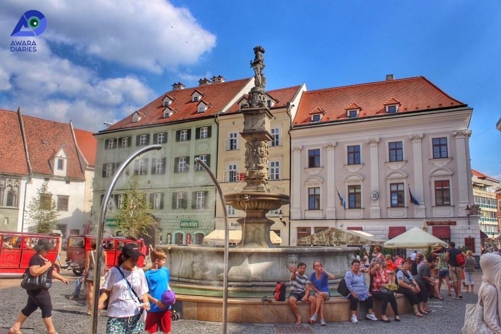 Old Town Bratislava 1