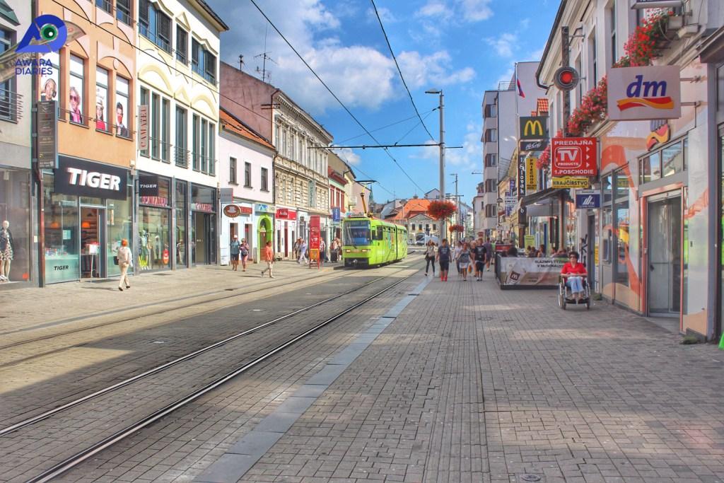 Old Town Bratislava 2