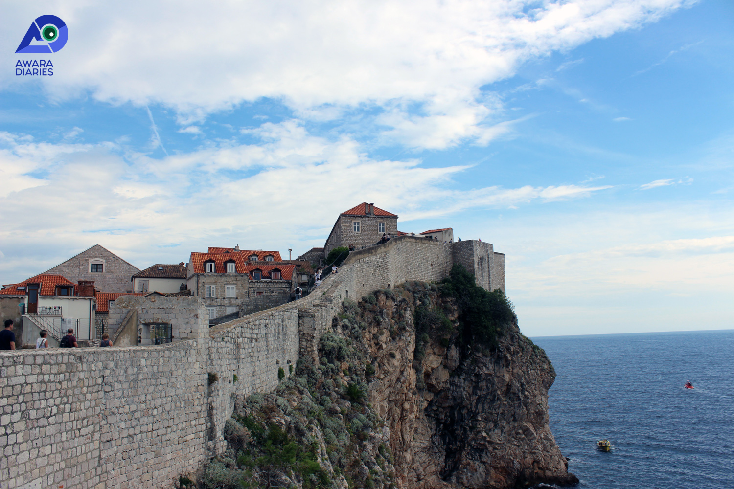 Walls of Dubrovnik 2