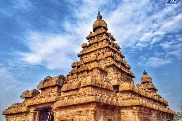 Shore Temple Mahabalipuram