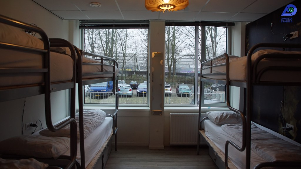 Dutchies Hostel Dorms
