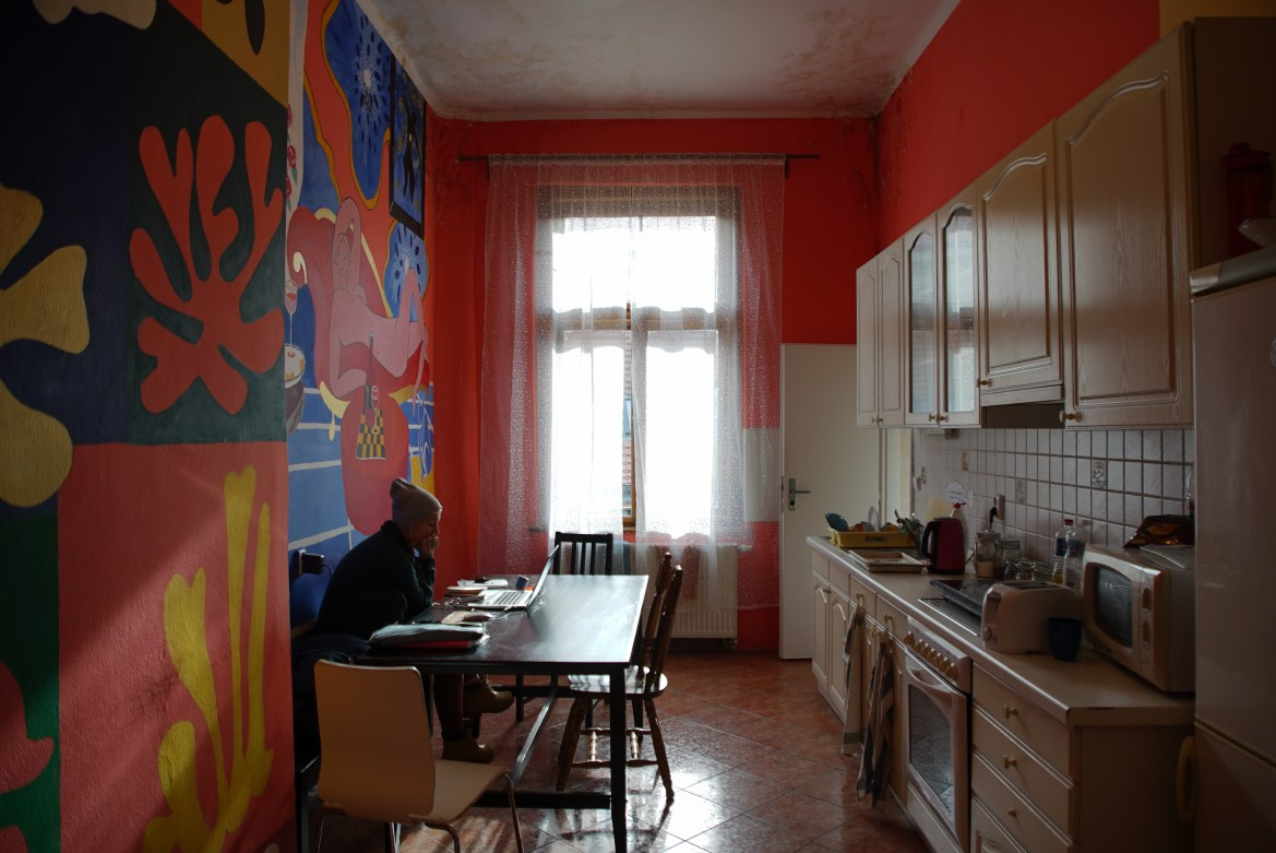 Review: Art Hole Hostel, Prague