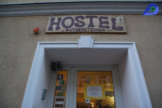 Review- Hostel Ruthensteiner, Vienna