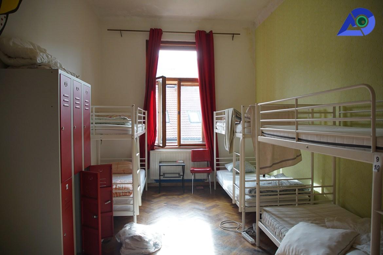 Room Quality of Art Hole Hostel