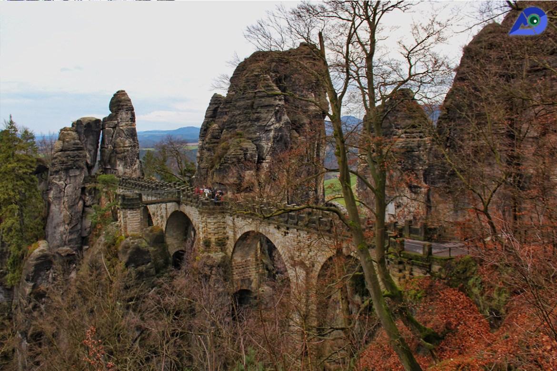 Day Trip From Prague | Bohemian Switzerland & Saxon National Park