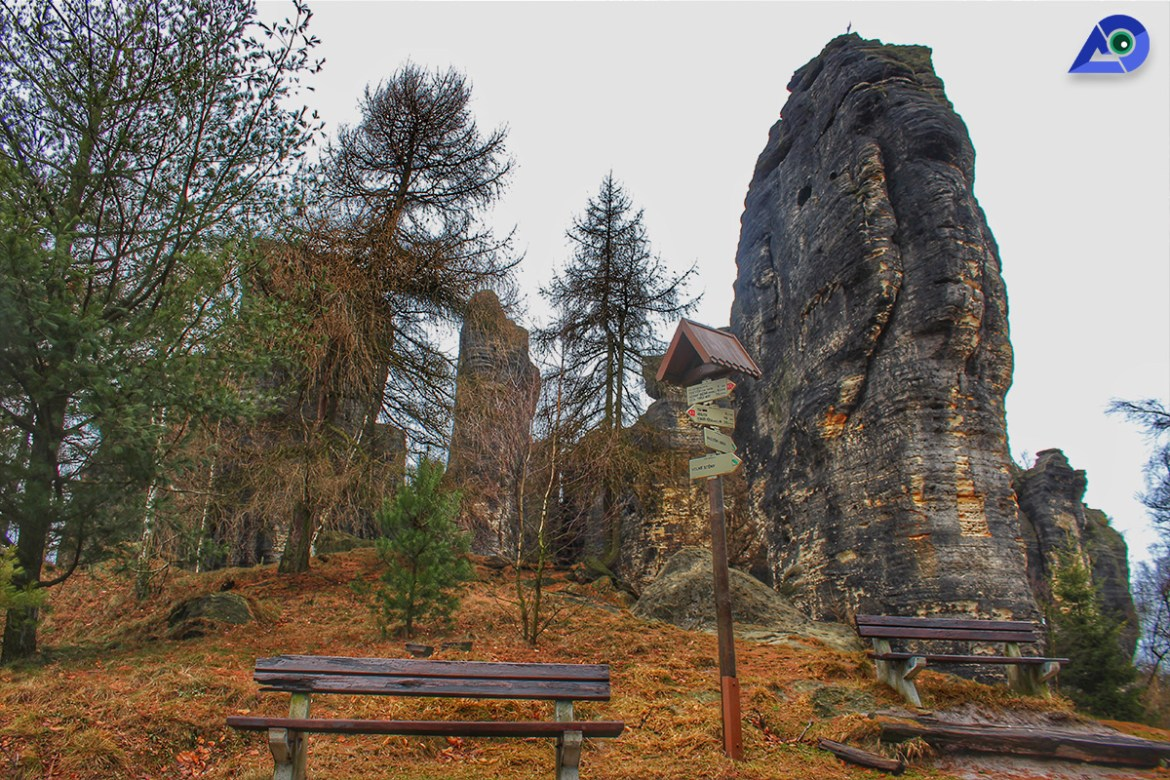 Day Trip From Prague | Tisa | Bohemian Switzerland