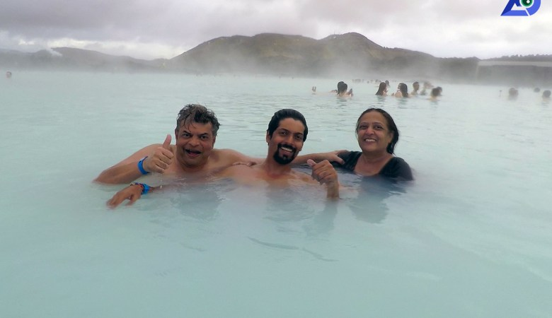 Blue Lagoon, Iceland | Family Travel