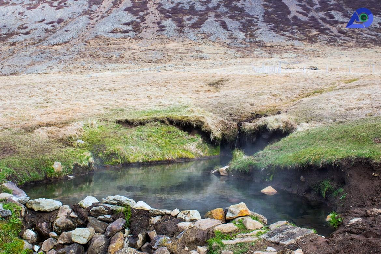 Reykjafjardarlaug, West Fjords, Iceland