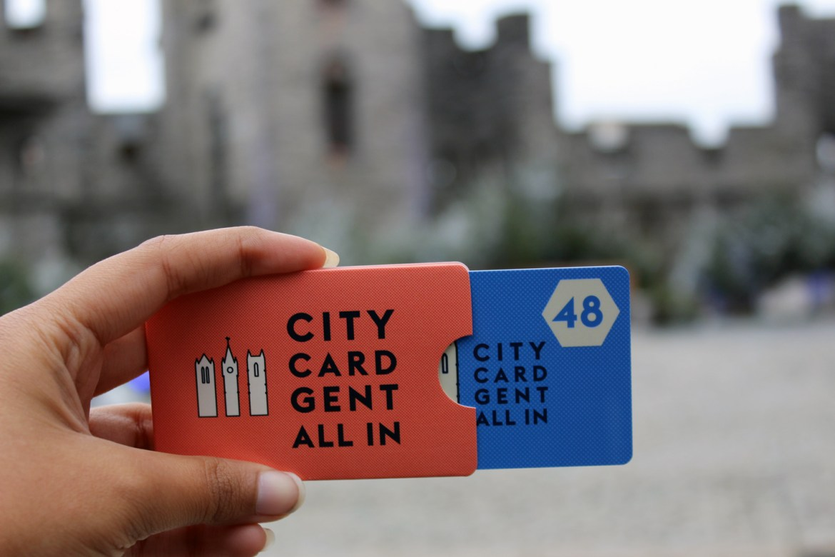 Ghent City Card