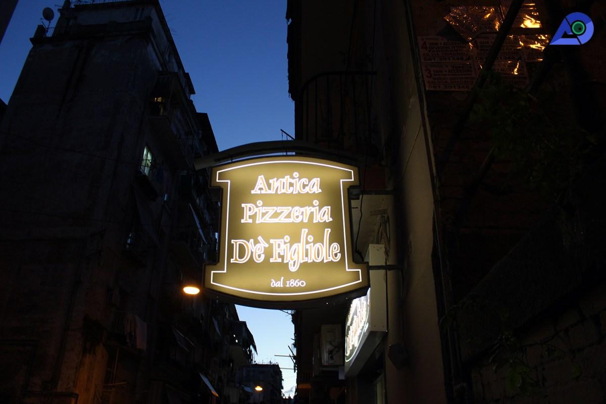 Pizzeria De' Figliole Naples 1