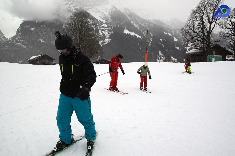 Skiing In Switzerland 3