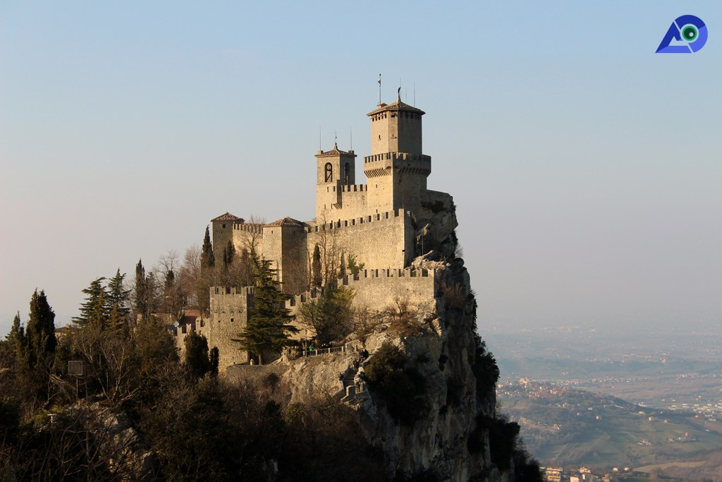 Guaita Tower San Marino