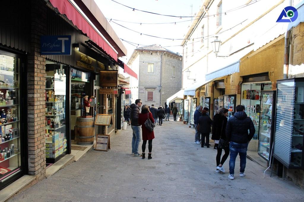 Streets of San Marino 1