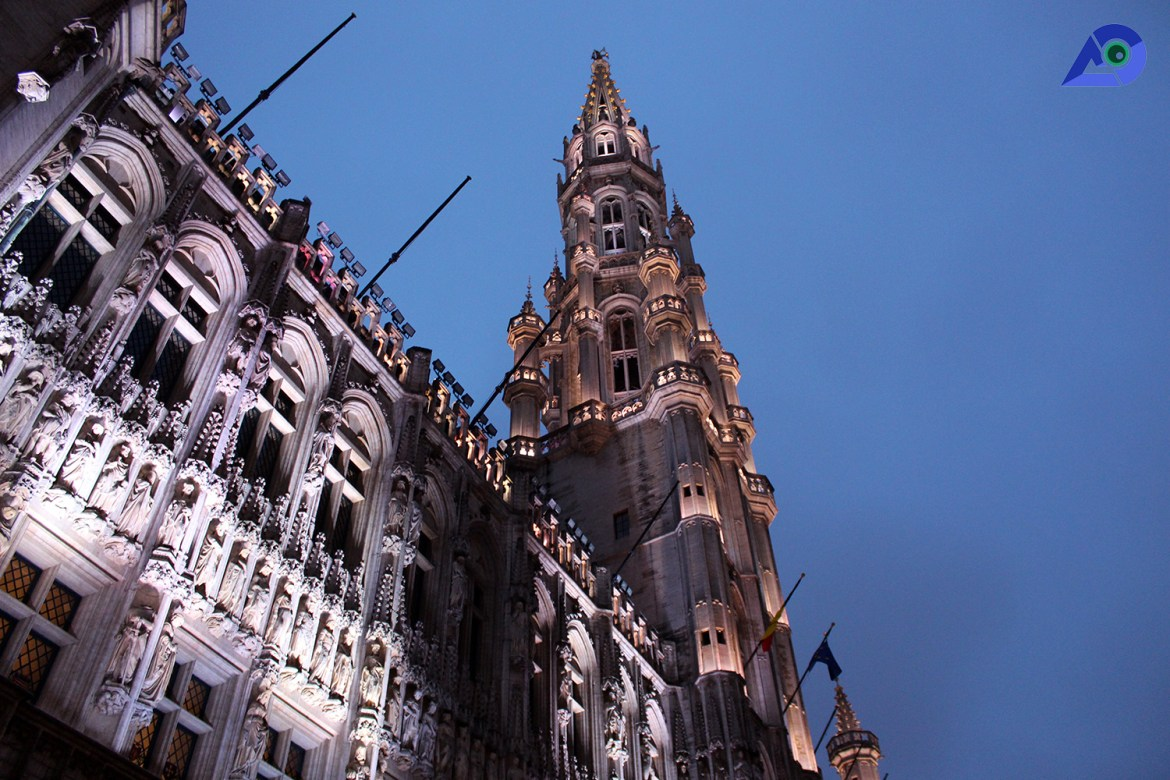 Grand Place Brussels 1